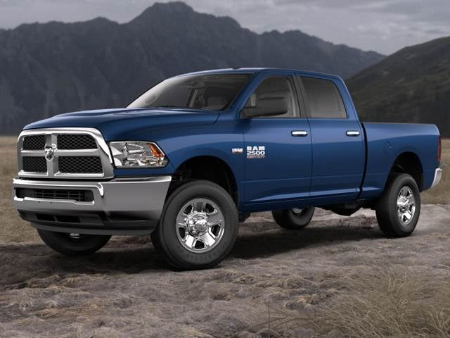 Top Expert Rated Trucks of 2018 - 2018 Ram 2500 Crew Cab
