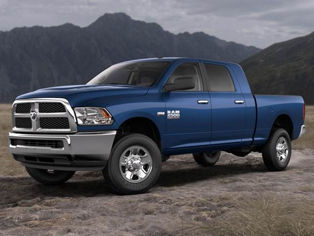 New Car 2018 Ram 2500 Mega Cab SLT