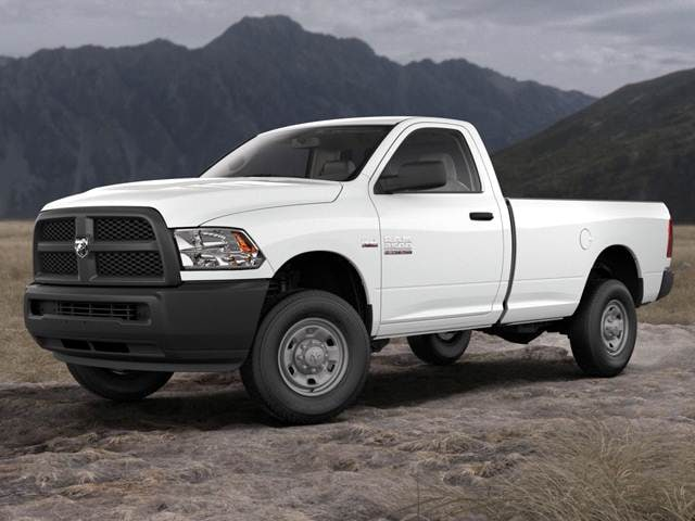 New Car 2018 Ram 2500 Regular Cab Tradesman