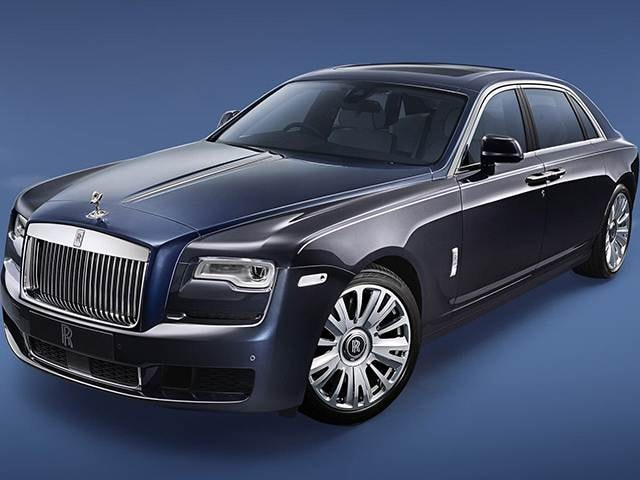 New 2018 Rolls-Royce Ghost Pricing
