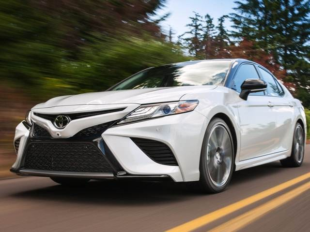 2018 Toyota Camry XSE Sedan 4D Used Car Prices