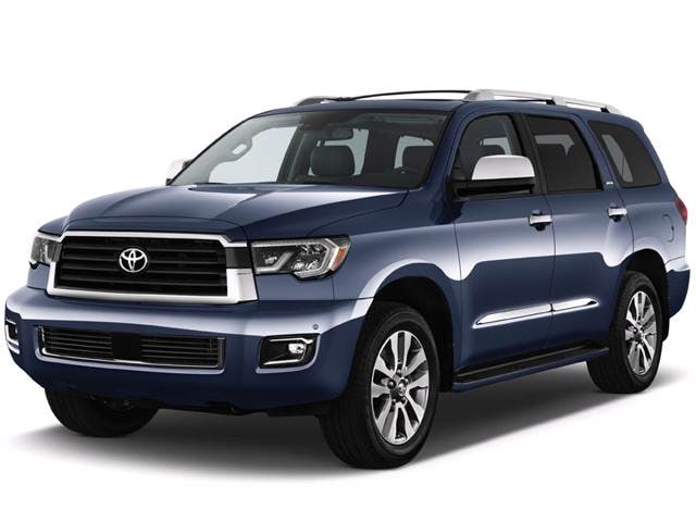 Most Popular SUVs of 2018 - 2018 Toyota Sequoia