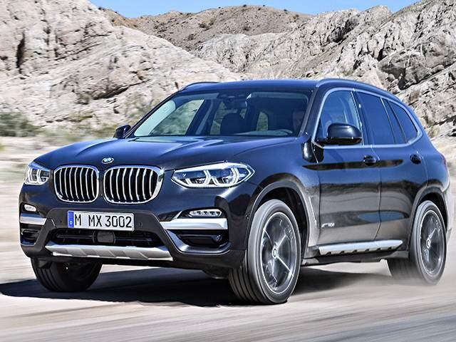 Used BMW Suv >> Bmw Suv Models Kelley Blue Book