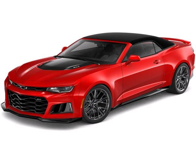 2019 Chevrolet Camaro Zl1 New Car Prices Kelley Blue Book