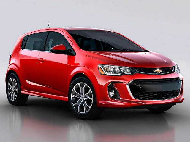 Chevrolet Hatchback Models | Kelley Blue Book