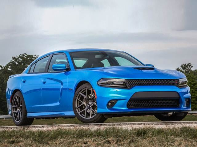 2019 Dodge Charger Srt Hellcat New Car Prices Kelley Blue Book