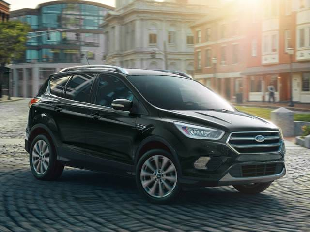 Ford Suv Models >> Ford Suv Models Kelley Blue Book