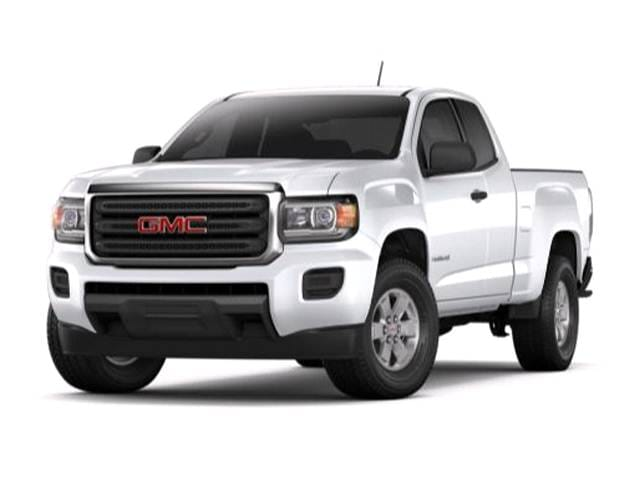 New Car 2019 GMC Canyon Extended Cab