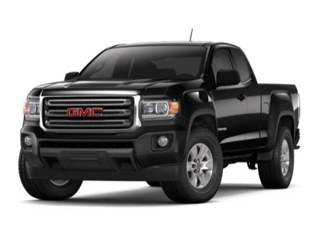 New Car 2019 GMC Canyon Extended Cab SLE