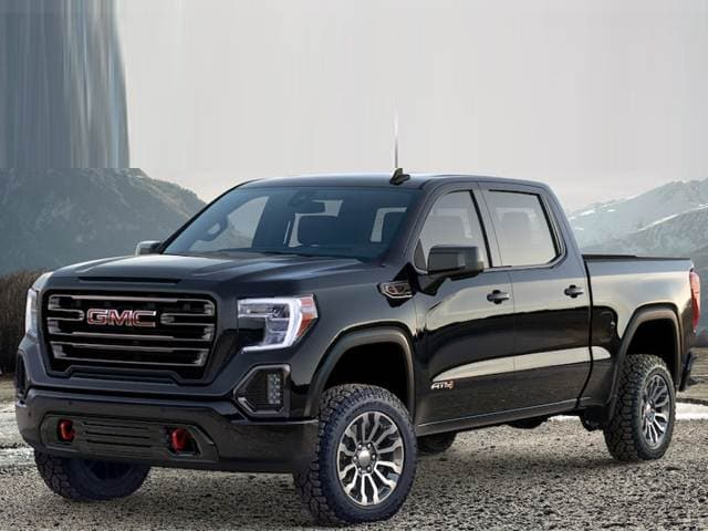 New Car 2019 GMC Sierra 1500 Crew Cab AT4