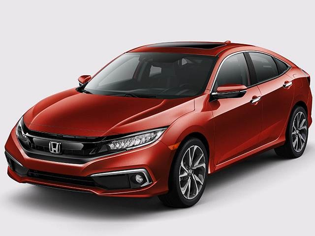 2019 Honda Civic Ex L New Car Prices Kelley Blue Book