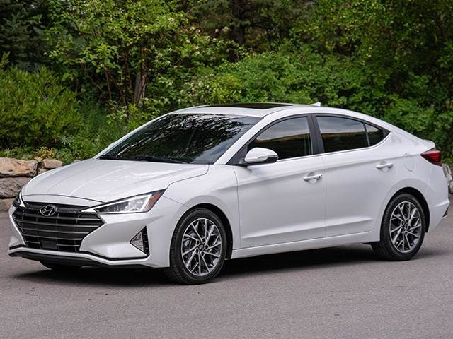 New Car 2019 Hyundai Elantra SE