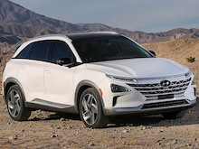New Car 2019 Hyundai NEXO Blue