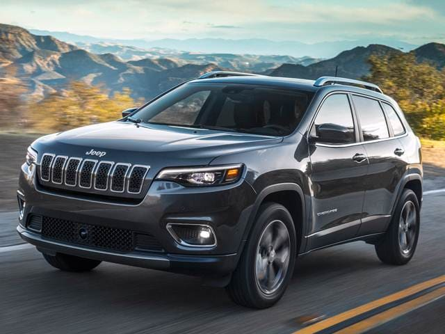 2019 Jeep Cherokee Overland New Car Prices Kelley Blue Book