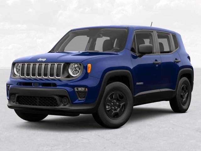 Jeep Renegade 2019 Blue