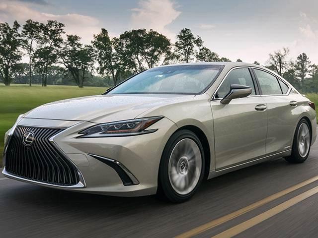 Lexus Hybrid Sedan Used