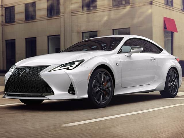 Lexus Coupe Models Kelley Blue Book
