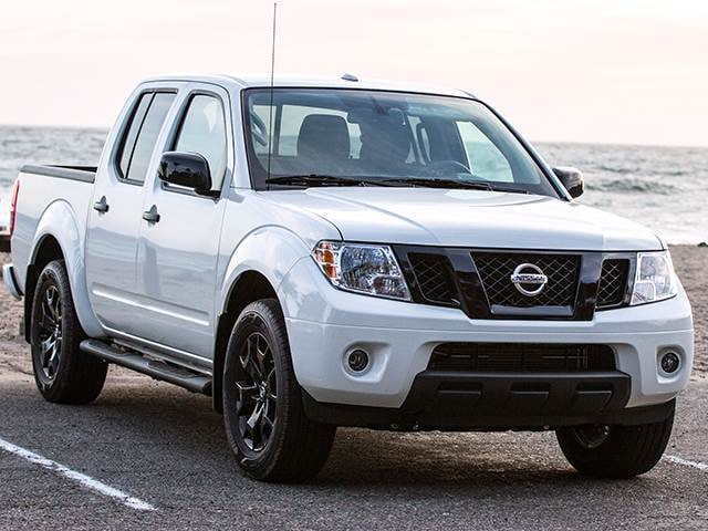 Manual Trucks For Sale >> Nissan Pickup Models Kelley Blue Book