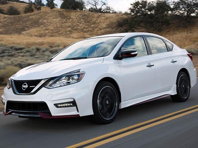 New 2019 Nissan Sentra NISMO Pricing | Kelley Blue Book