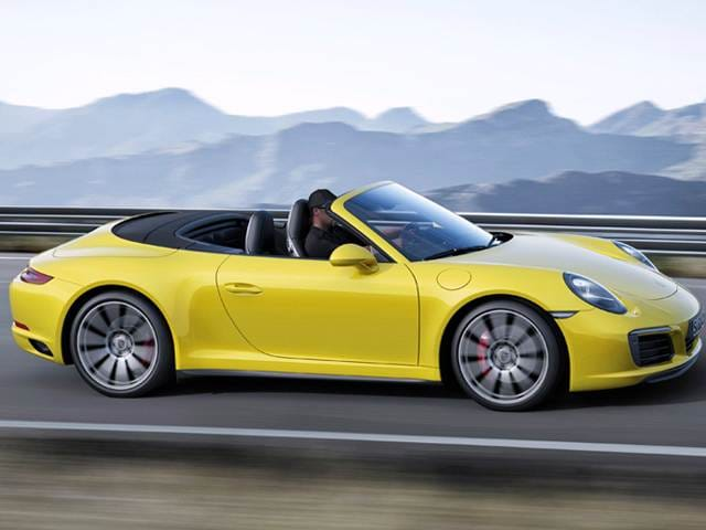 New Car 2019 Porsche 911 Carrera 4S