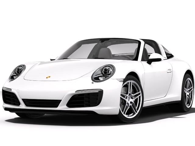 New Car 2019 Porsche 911 Targa 4