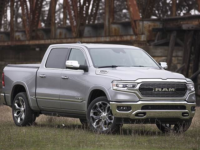 New Car 2019 Ram 1500 Crew Cab Limited