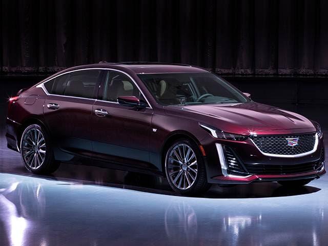 New Cadillac Models >> New Cadillac Models Pricing Kelley Blue Book
