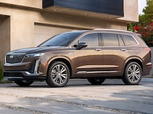 New Car 2020 Cadillac XT6 Premium Luxury