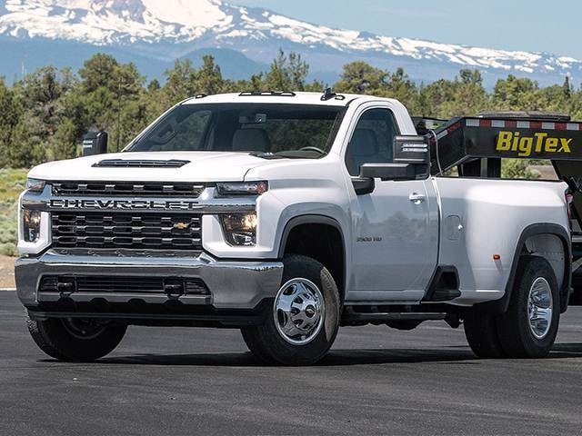 2020 Chevrolet Silverado 3500 HD Crew Cab High Country New ...