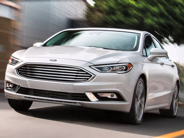 Ford Fusion 2020 Price