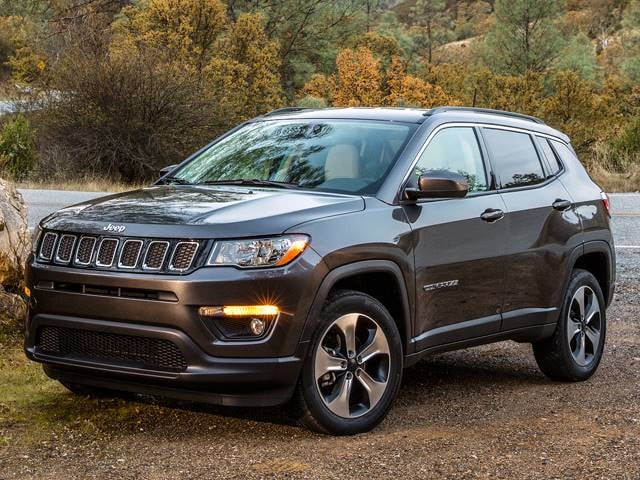 New 2020 Jeep Compass Latitude Pricing | Kelley Blue Book